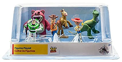 Toy Story Action Figures Set : Toy story cartoon figures collection pcs price in dubai uae