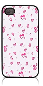 HeartCase Hard Case for Iphone 4 4G 4S ( Pinky Bow )