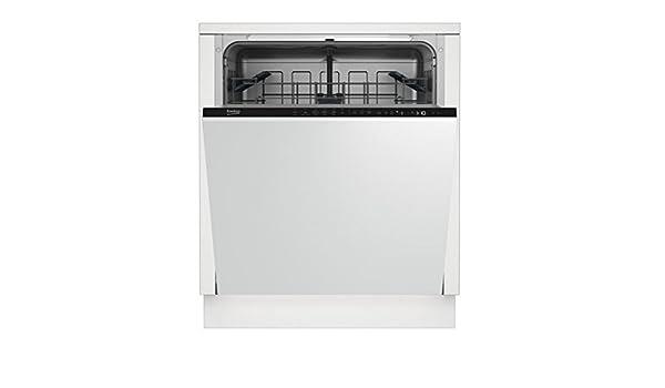Beko DIN26220 Totalmente integrado 12cubiertos A++ lavavajilla ...