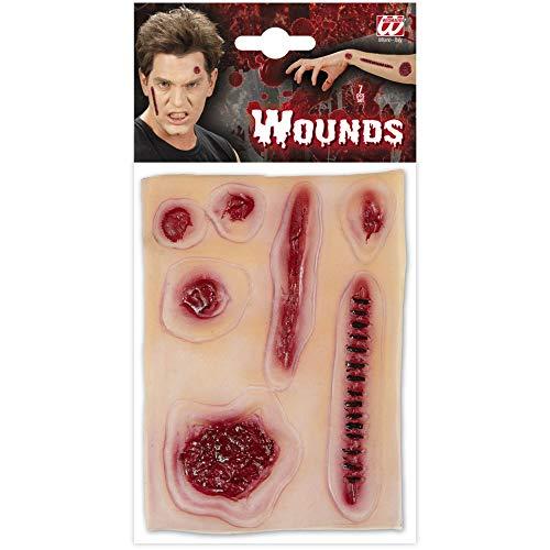 Widmann Conjunto de heridas