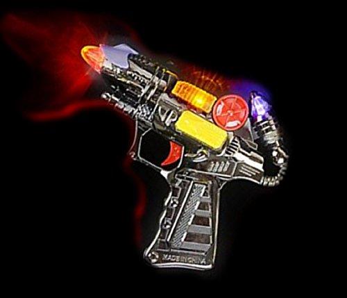 PlayO Kids Light Up Blaster Gun - 7