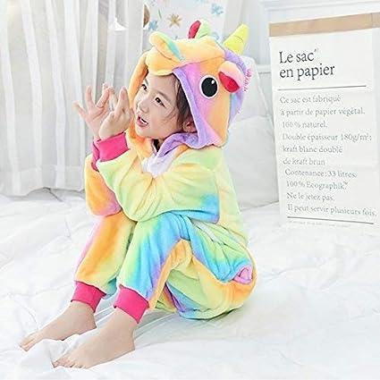 Pijama Unicornio Ropa de Noche de Kigurumi niños for Niños ...