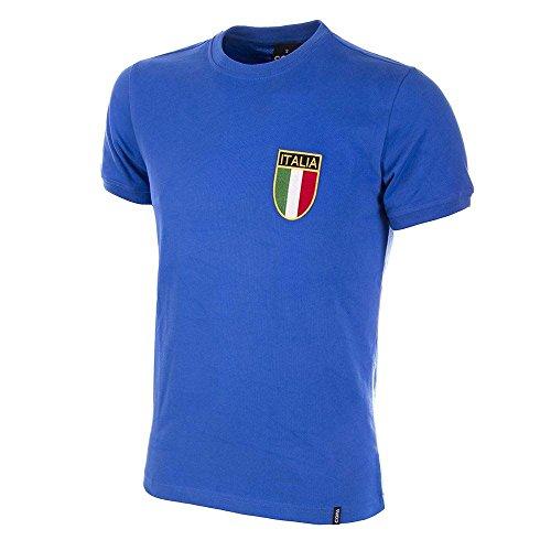 Jersey Retro 1970 (Italy 1970\'s Short Sleeve Retro Football Shirt)