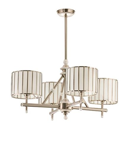 Meyda Tiffany 82039 Revolution 4 Light Chandelier, 30