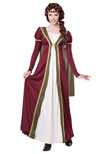 Medieval Maiden Renaissance Lady Costume