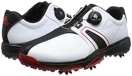 [アディダスゴルフ] ゴルフシューズ 360トラクション ボア ワイド メンズ