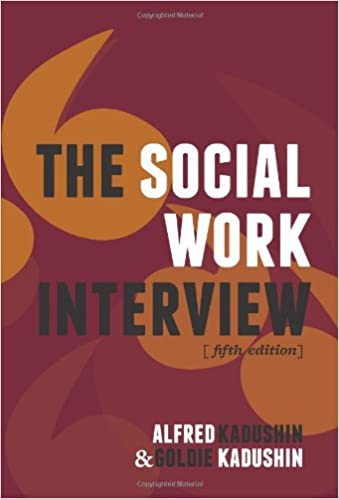 Interviewing a Social Worker?