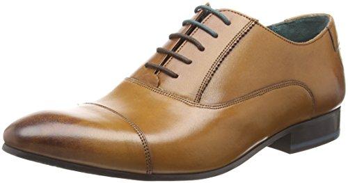 Ted BakerDanyll, Zapatos Planos con Cordones Hombre Marrón (Tan)