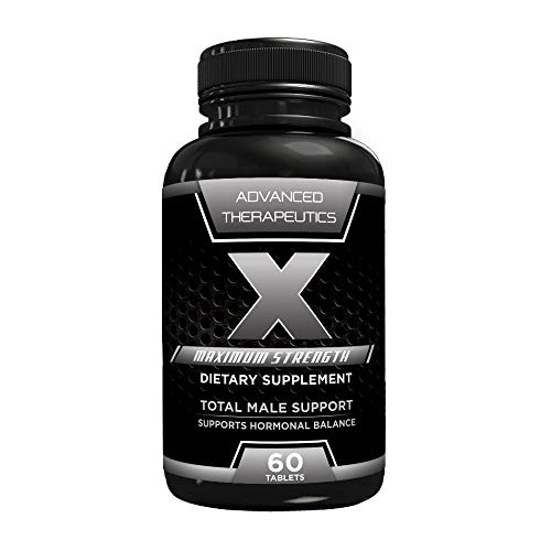X Male Testosterone Booster for Men and Men