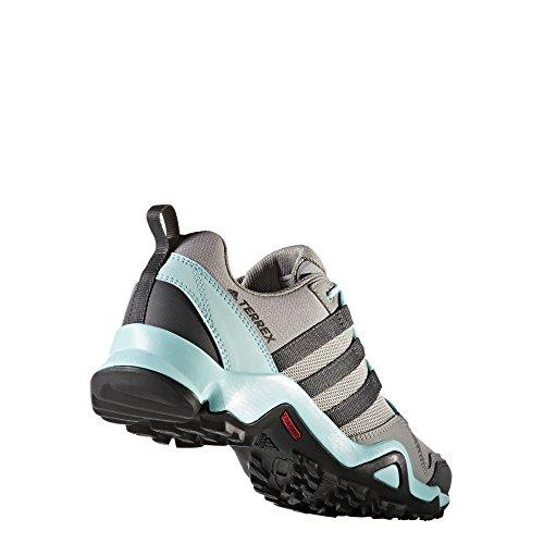 Gore Dgh Aqua Grey Shoe AX2 Clear Hiking Solid Grey Ch adidas Solid outdoor Tex Women's vqgtwT1fx