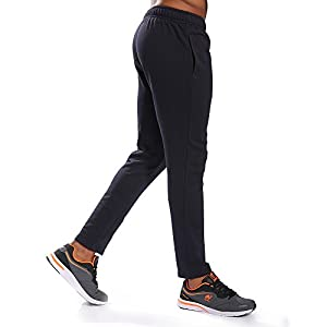 Camel Men's Open Bottom Sweatpants Jogging Pants With Pockets Lightweight Drawstring Running Pants Slim Fit Jogger Pant Sweatpants For Boy For 4 Season