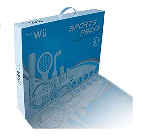 Gladiator Wii 8 in 1 Sports kit
