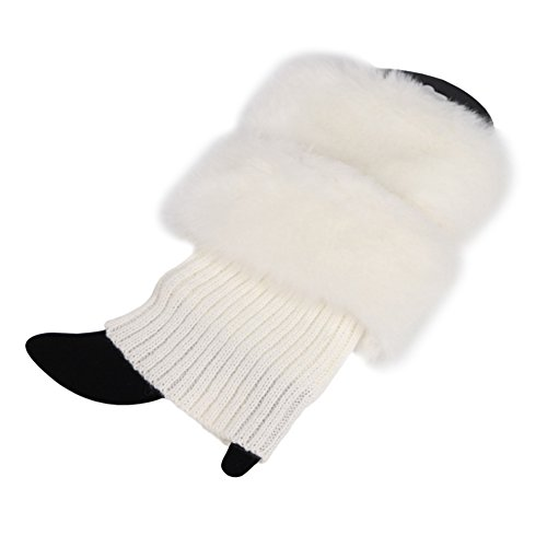 MIOIM Knitted Winter Warmers Toppers