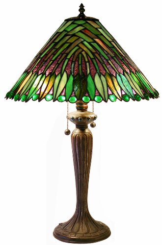 Tropical Leaf Table Lamp - 2