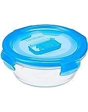 LUMINARC Pure Box Round, Clear, 42clt, (L1965)