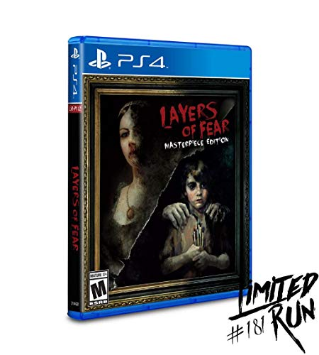 Layers of Fear Masterpiece Edition (Limited Run #181) - Playstation 4