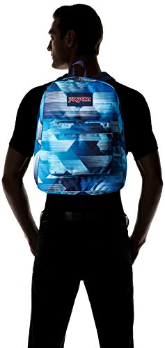 JanSport Unisex SuperBreak Multi Fast Lines Backpack by JanSport (Image #6)