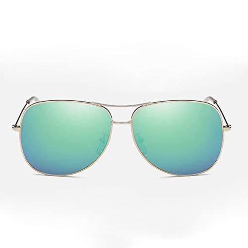 Gafas Sol Para WS005 Con BVAGSS UV400 Y Diseño De Mujer Aviador Polarizado Hombre De Para Moda tWxwqOngaU