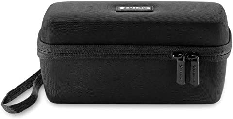 Fits The Charger Cable Hard Travel Bag Carrying Case with Soft Cover for Bose Soundlink Mini I and Mini II Bluetooth Speaker