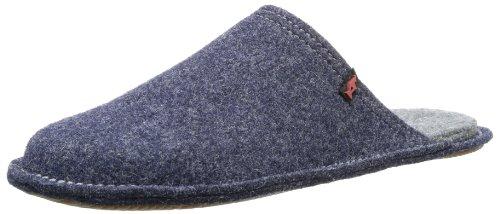 Living Kitzbühel Pantoffel Flex Filz uni - Zapatillas de estar por casa de fieltro para hombre azul Blau (jeans 560) 41 ECEBtjnUDe