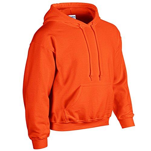 Heavy À Orange Gildan Blend™ shirt Sweat Pour Capuche Adulte Ft5vUwFxq