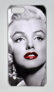 icucase Case For Sam Sung Galaxy S4 I9500 Cover Marilyn Monroe Close Upcolored Case For Sam Sung Galaxy S4 I9500 Cover s(pc material)