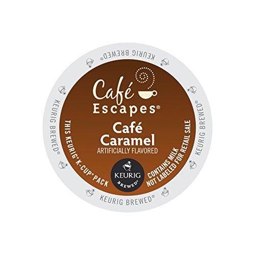 Café Escapes Café Caramel K-Cups 96ct