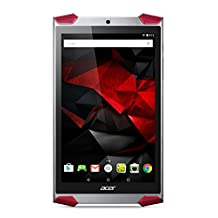 Acer Predator 8-Inch GT-810-15NC Tablet (Intel x7-Z8700, 2GB DDR3 Memory, 32GB eMMC,) with Android