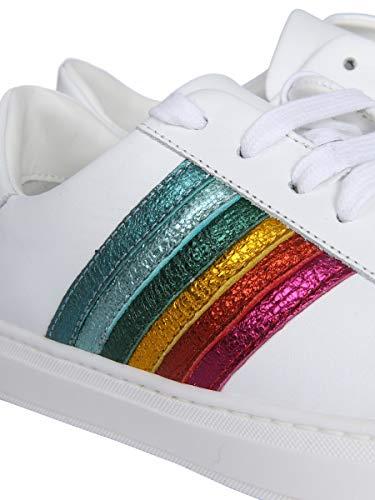 Zapatillas Mujer Aw180573002 Cuero Hindmarch Blanco Anya qZXTvwS