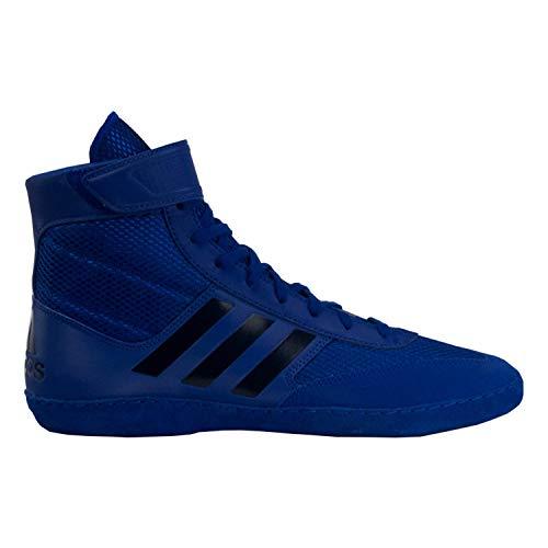 adidas Combat Speed 5 Royal Dark Royal Wrestling Shoes Royal 11