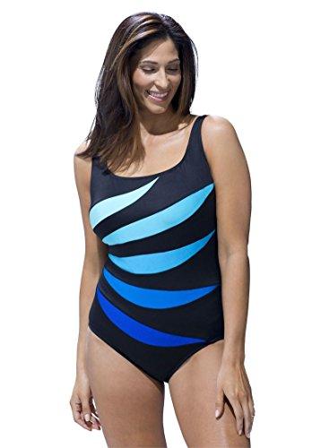 640c4e072d2 Wide Strap Plus Size Swimwear | Shop Wide Strap Plus Size Swimwear ...