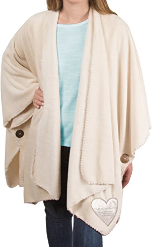 Pavilion Gift Company Faith-Hope May Prayers of Strength and Love Surround You in Your Healing. Comfort Shawl,