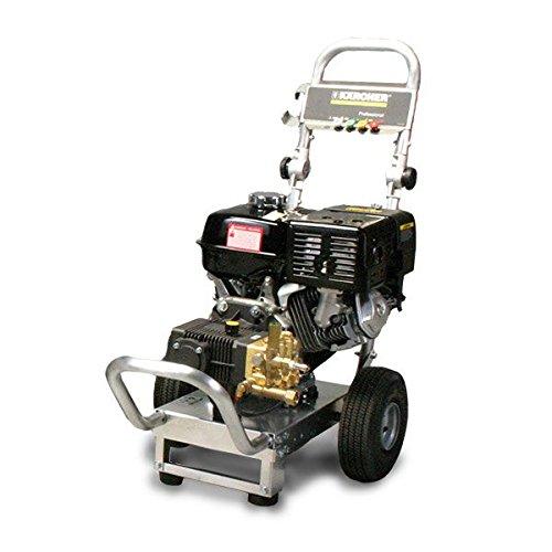Karcher-HD-2527-P-AL-Cold-Water-Pressure-Washer-Honda-Engine-2-700-Psi-25-GPM-196-Cc-BlackChromeGold