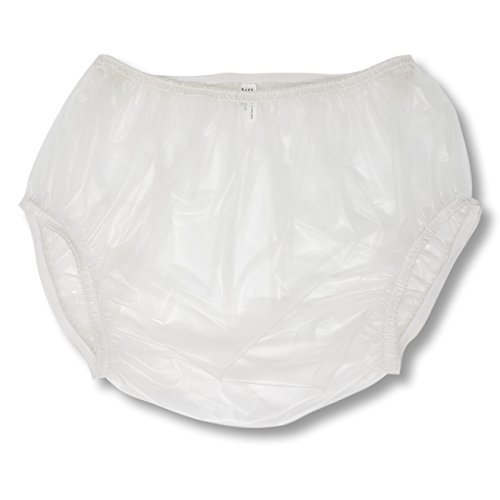 Rearz - ANGELA Plastic Pants - Clear (Small)