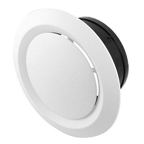 Réglable d'air Sortie d'air Disc Grille de Ventilation Pour 150mm Conduits by eDealMax