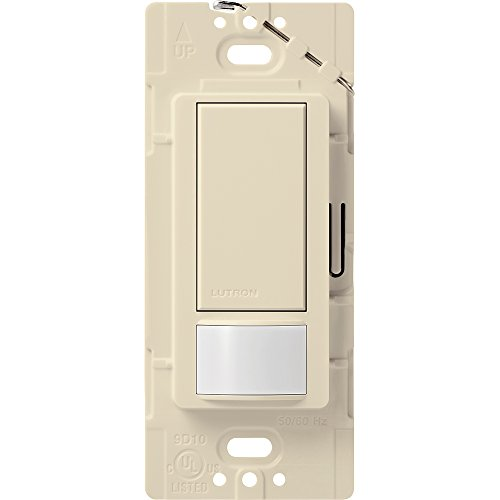 Maestro Sensor switch, 5A, No Neutral Required, Single-Pole or Multi-Location MS-OPS5M-ES, Egshell