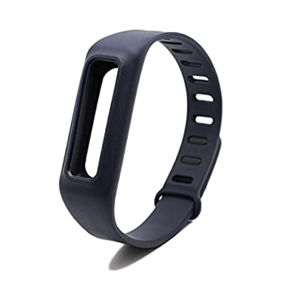 Austrake Colorful Replacement Bands for Fitbit One Wristband Wireless Activity Plus Sleep Tracker