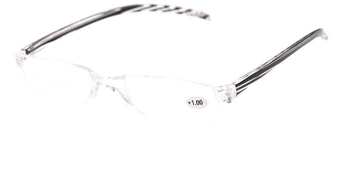 Amazon.com: Soolala - Juego de 3 pares de gafas de lectura ...
