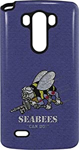 US Navy LG G3 Stylus Pro Case - Seabees Can Do Pro Case For Your LG G3 Stylus by Skinit