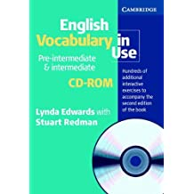 English Vocabulary in Use Pre-Intermediate and Intermediate CD-ROM by Lynda Edwards (2005-06-17)