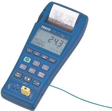アズワン デジタルレコード温度計 98×42×242mm (1-9111-01)