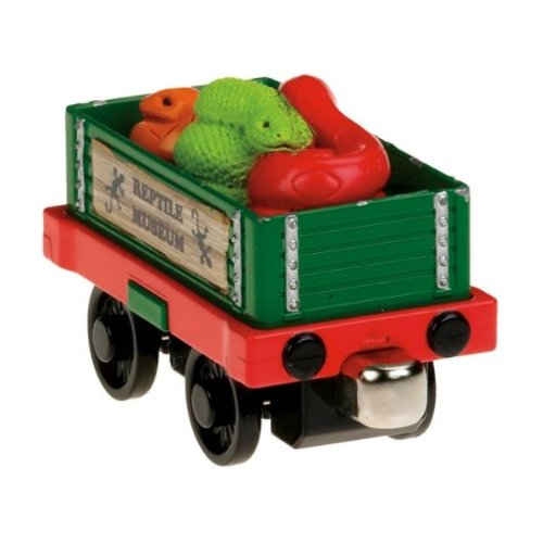 Thomas Zoo (Thomas & Friends Take Along Sodor Zoo Snake Car)