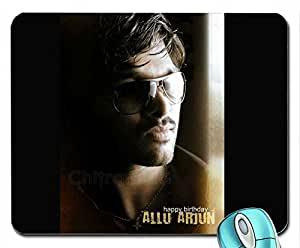 Amazon Com People Arjun Nice Guy Allu Arjun Mouse Pad