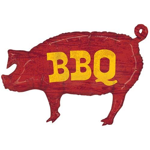 Pig Shaped BBQ 35