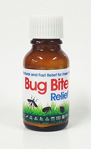 Bites Itch Flea (Bug Bite Relief - Original Fast & Natural Relief for Insect Bites)