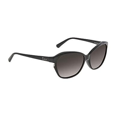 ac8faefd9d Christian Dior SIMPYDIORF Des lunettes de soleil Noir D28 Femme ...