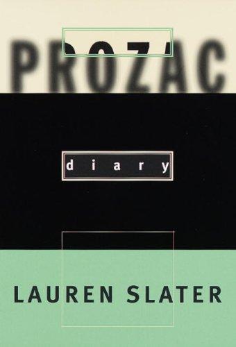 Prozac Diary cover