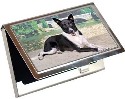 Canaan犬ビジネスカード/クレジットカードケース   B003BPJOYE