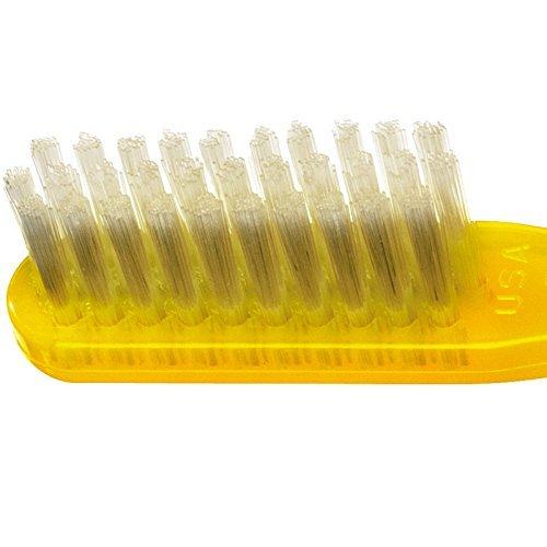 GUM Classic Cepillos de dientes 311 esbelto soft suave 10 piezas: Amazon.es: Salud y cuidado personal