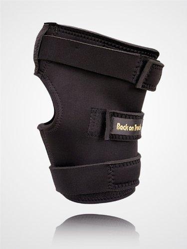 Black Medium Black Medium Back on Track Therapeutic Hock Boots